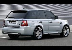 Pare chocs arrière Range Rover Sport