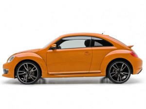 Jeu de bas de caisse pour VW Beetle (11/11-)