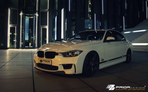 KIT CARROSSERIE PRIOR DESIGN PDM-1 POUR BMW SERIE 3 (F30)