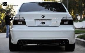 Pare choc ar BMW E39