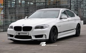 KIT CARROSSERIE PRIOR DESIGN PD-R POUR BMW SERIE 5 (F10) (SAUF M5)