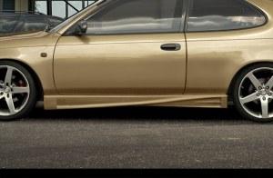 Bas de caisse Toyota Corolla E10