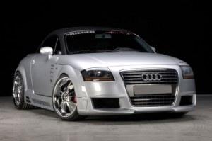 Pare choc avant Audi TT R-Frame