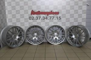 4 Jantes BMW look CSL 8,5x19 et 9,5x19