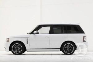 Bas de caisse Range Rover Vogue Startech 2005-2012