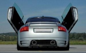 Jupe de pare choc ar Audi TT R-Frame