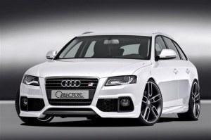 Kit complet Caractère pour Audi A4 B8 Break