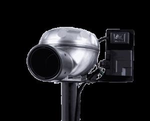 Double Echappement additionnel MILLTEK Active Sound System permet d'obtenir une sonorité de V8