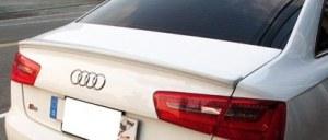 Aileron en ABS pour Audi A6 C7 2011-2015