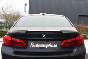 Aileron becquet BMW G30 look M4