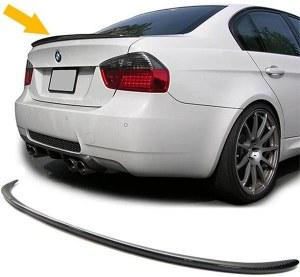 aileron becquet Carbone BMW E90 M3
