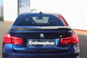 Aileron becquet carbone CS BMW M3 F80