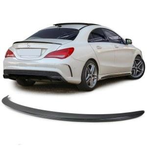 Aileron Becquet carbone sport look AMG pour Mercedes CLA W117