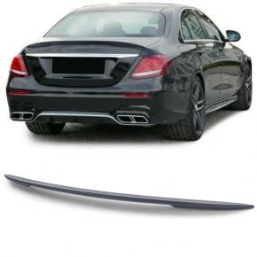 Aileron becquet de coffre Mercedes classe E W213 look AMG