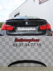 aileron becquet BMW serie 3 F30 type M4