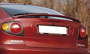 Aileron becquet Renault Megane I coupé