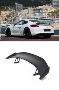 Aileron GT4 Look pour Porsche Cayman 981