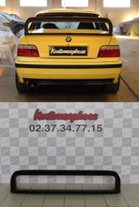 Aileron haut M3 GTR LTW BMW série 3 E36 coupé