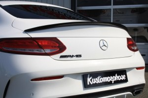 Aileron en carbone Mercedes W205 COUPE LOOK AMG