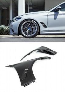 Ailes Carbone BMW M Performance F87 M2 et M2 Competition