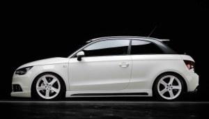 Bas de caisse Audi A1