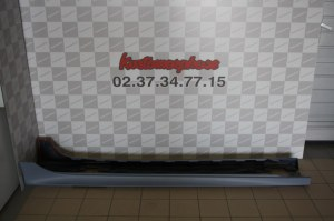 Bas de caisse Audi A7 type RS7