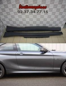 Bas de caisse BMW F22 F23 Pack M