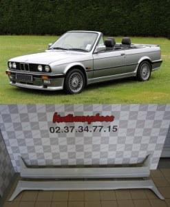 Bas de caisse BMW Serie 3 E30 cabriolet phase 1 M-Tech 1