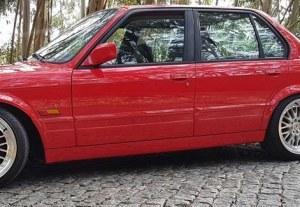 Bas de caisse + panneau de porte Bmw E30 M-TECH II 5 portes