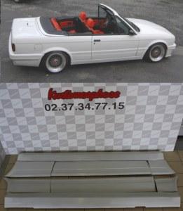 Bas de caisse panneau de porte Bmw E30 Cabriolet M-TECH II