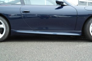 Bas de caisse porsche 996 GT3