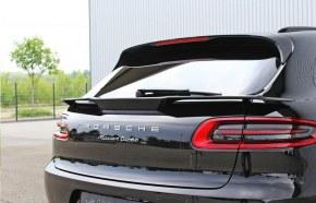 Becquet arrière HAMANN pour Porsche Macan Macan Turbo / S / S Diesel (95B) 2014 a 2018