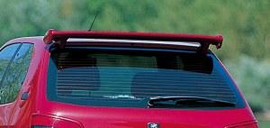 """Becquet de toit sans feux stop """"Scandal"""" Esquiss'Auto Peugeot 306"""