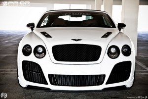 CAPOT AVANT PRIOR DESIGN POUR BENTLEY CONTINENTAL GT/GTC (2003-2012)