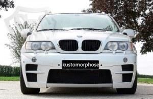 Pare chocs avant BMW E53 X5
