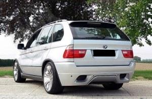 Pare chocs arrière BMW E53 X5