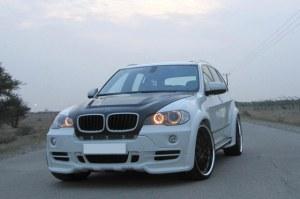 Kit Large CLC BMW X5 E70