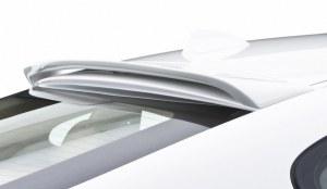 Casquette de vitre arrière X6 look Hamann