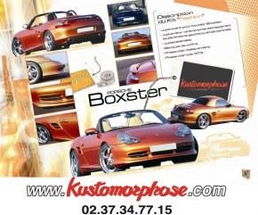 Kit Carrosserie complet Porsche Boxster 986 Esquiss'auto fashion