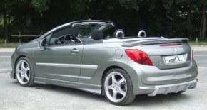 """Diffuseur Peugeot 207 """"élégance"""" Esquiss'auto"""