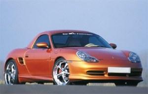 Jupe avant Porsche Boxster 986