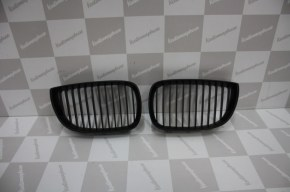 Calandre BMW serie 1 noir phase 1 04-07