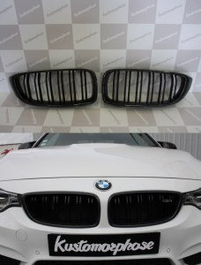 Calandre carbone BMW M4 F82 F83 M3 F80