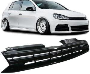 calandre design, Look R sans sigle VW GOLF 6