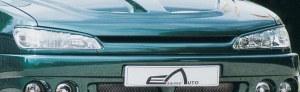 Calandre Mygale ouverte Esquiss'Auto peugeot 306 phase 2 et 3