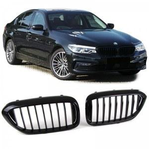 Calandre noir brillant BMW série 5 G30 G31
