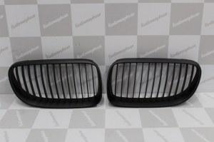 Calandre noir matt look M4 BMW E92 E93 LCI 2010 a 2014