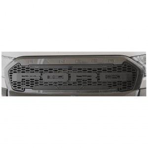 Calandre RAPTOR Noire petit modèle pour FRORD RANGER T6 2016