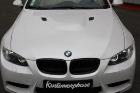 Capot BMW E92 E93 Look M3