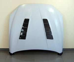Capot BMW serie 6 F12 / F13 Avec Prise d'aire carbone